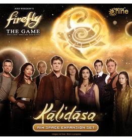 GaleForce Nine Firefly: The Game - Kalidasa Rim Space Expansion