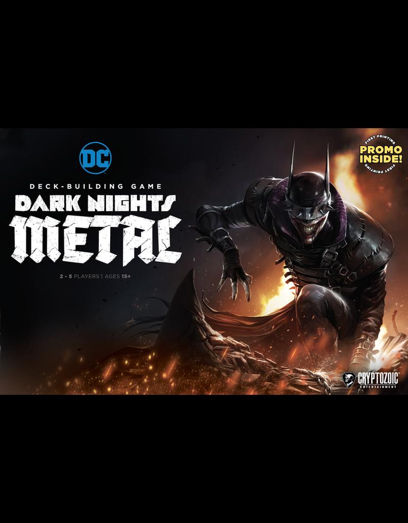Cryptozoic Entertainment DC Comics DBG: 5 - Dark Nights Metal