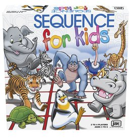 Jax Sequence for kids
