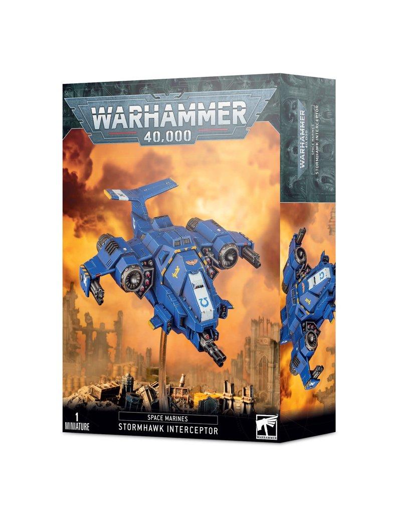 Games Workshop Adeptus Astartes Stormhawk Interceptor