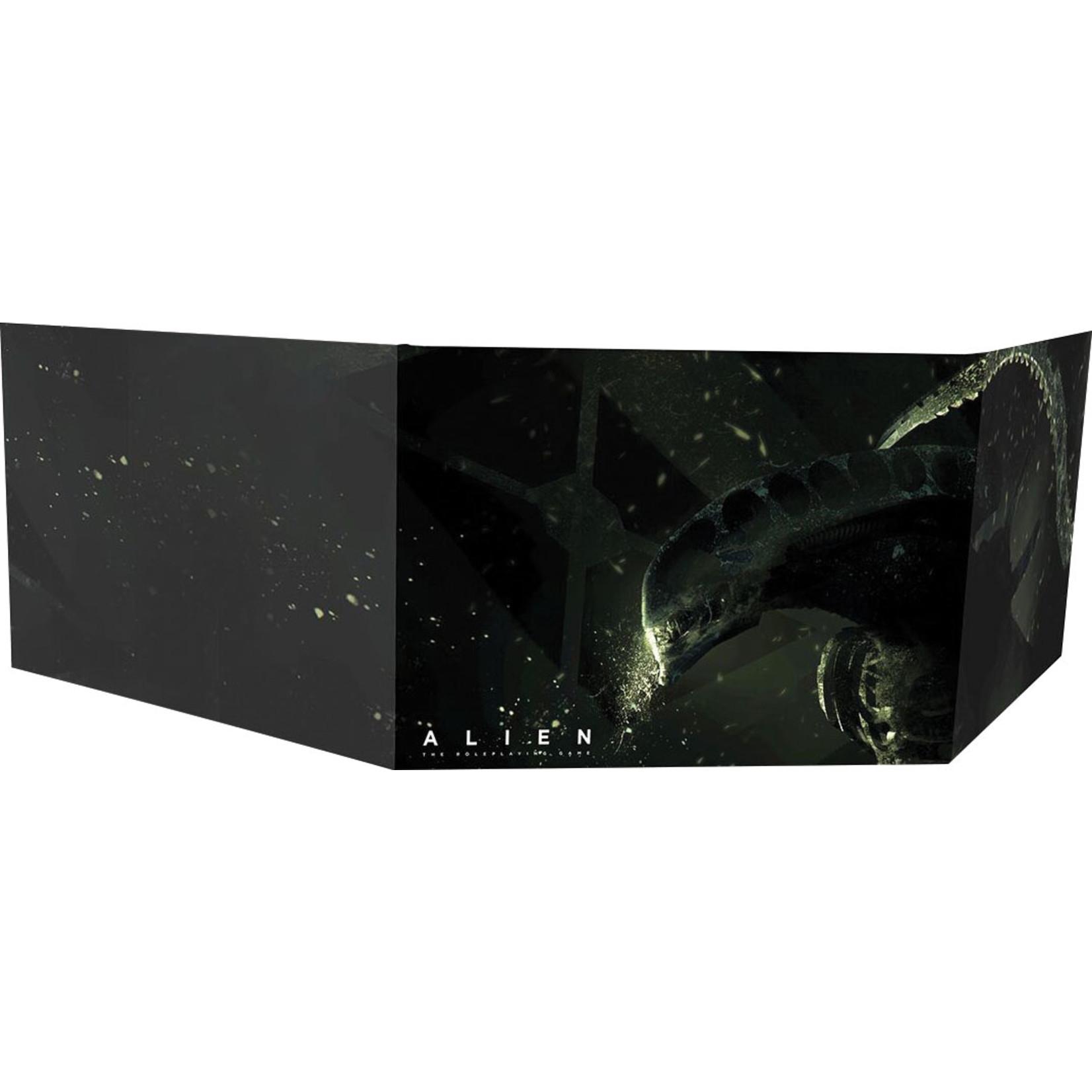 Free League Publishing Alien RPG GM Screen