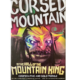 Burnt Island Games & Grand Gamers Guild In the Hall of the Mountain King Cursed Mountain