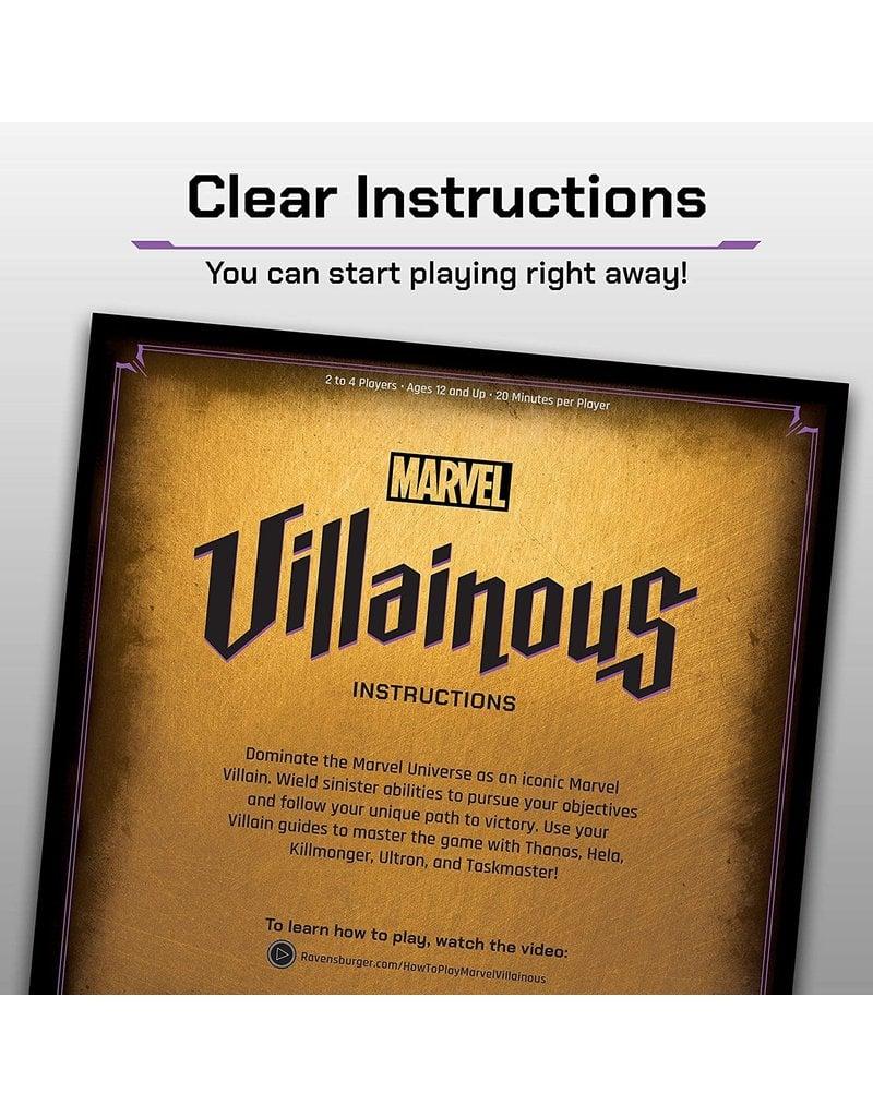Ravensburger Marvel Villainous Infinite Power