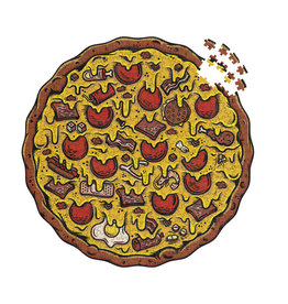 Stellar Factory Pizza Puzzles: Meat Lover's