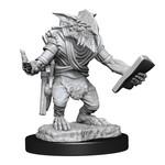 WIZKIDS/NECA MTGUM Goblin Guide and Goblin Bushwhacker W13