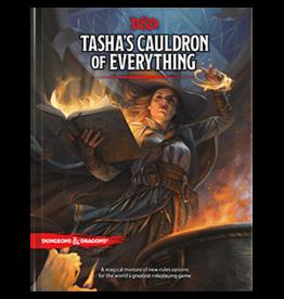 WOTC D&D D&D Tasha's Cauldron of Everything