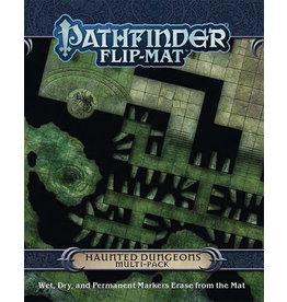 Paizo Pathfinder Flip-Mat Haunted Dungeons