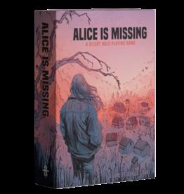 Renegade Game Studios Alice is Missing RPG