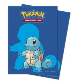 Ultra Pro Ultra Pro Sleeves: Pokemon - Squirtle