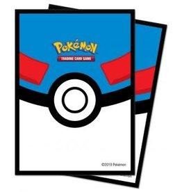Ultra Pro Pokemon Great Ball Deck Protectors