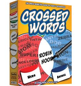Indie Boards & Cards Crossed Words