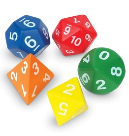 Chessex Dice Singles Polyhedral Non-d6