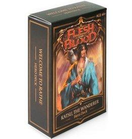 25th Century Games Flesh & Blood Welcome to Rathe Ninja Hero Deck