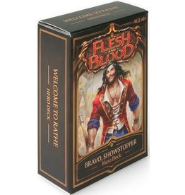 25th Century Games Flesh & Blood Welcome to Rathe Guardian Hero Deck