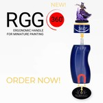Redgrassgames RGG360 Miniature Holder V2