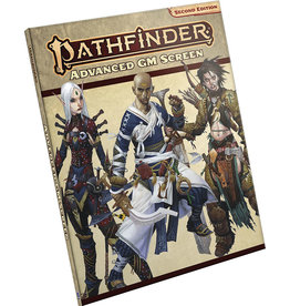 Paizo Pathfinder RPG: Advanced GM Screen (P2)