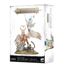 Games Workshop Archmage Teclis