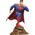 DC COMICS DC GALLERY SUPERMAN TAS SUPERMAN PVC FIG