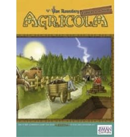 ZMan Games Agricola Farmers of the Moor Expansion