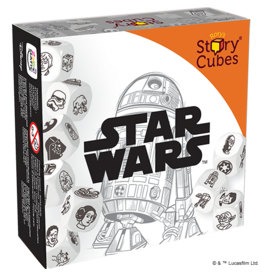 Asmodee Studios Star Wars Rory's Story Cubes