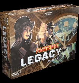 ZMan Games Pandemic Legacy Season 0
