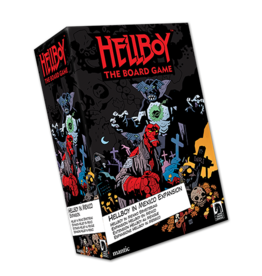 Asmodee Studios Hellboy in Mexico Expansion
