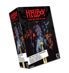 Asmodee Studios Hellboy The Wild Hunt Expansion