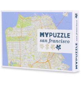 Helvetiq MYPUZZLE San Francisco