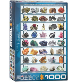 EuroGraphics Minerals 1000pc
