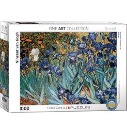 EuroGraphics Irises Vincent van Gogh 1000pc