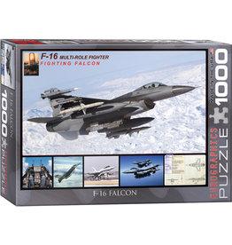 EuroGraphics F-16 Falcont 1000pc