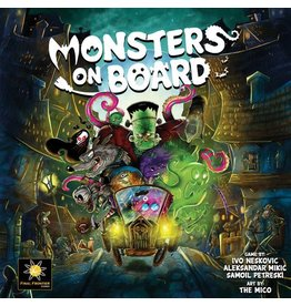 Final Frontier Games Monsters on Board Deluxe KS