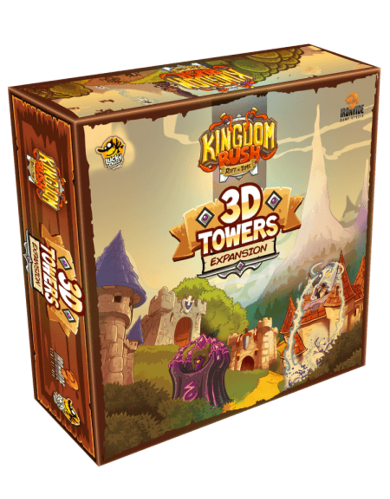 Lucky Duck Games 3D Towers Kingdom Rush