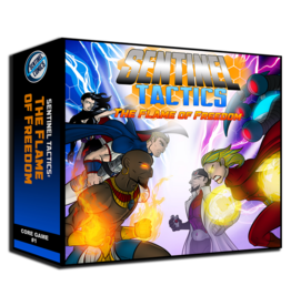 Greater Than Games Sentinel Tactics: The Flame of Freedom DEMO