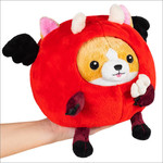 squishable Undercover Corgi in Devil Squishable 7""