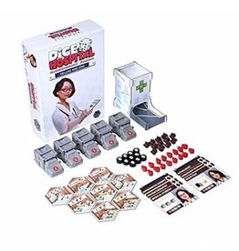 Alley Cat Games Dice Hospital Deluxe Addon-Ons Box