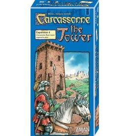 ZMan Games Carcassonne E4 The Tower