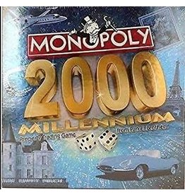Winning Moves Games Monopoly 2000 Millennium DEMO