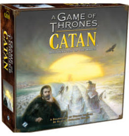 Catan Studios Catan: A Game of Thrones Brotherhood of the Watch 1st Edition DEMO