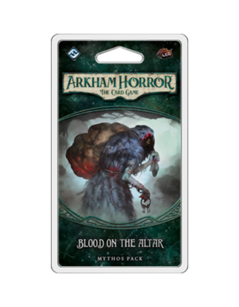 Fantasy Flight Games AH LCG: Blood on the Altar