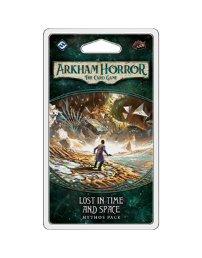 Fantasy Flight Games Arkham Horror The Card Game: Lost in Time and Space Mythos Pack