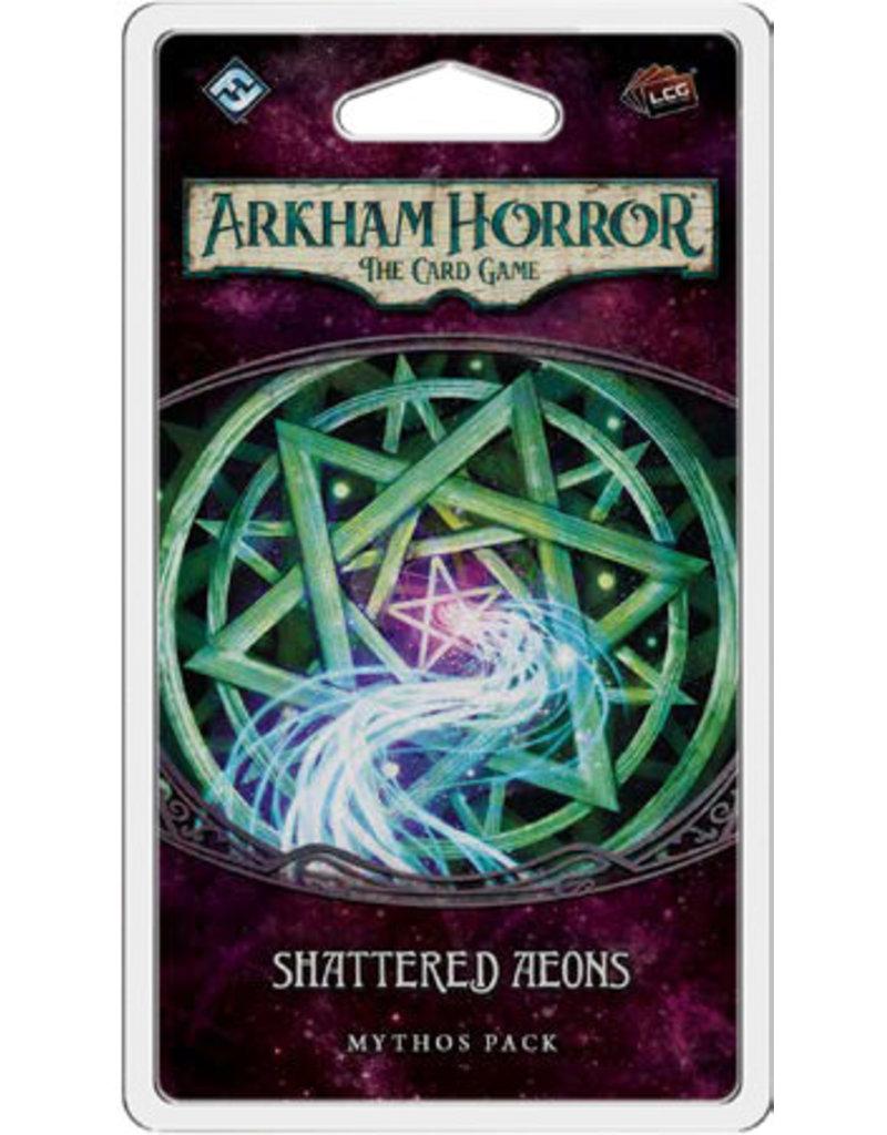 Fantasy Flight Games Arkham Horror The Card Game: Shattered Aeons Mythos Pack