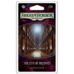 Fantasy Flight Games AH LCG: The City of Archives Mythos Pack