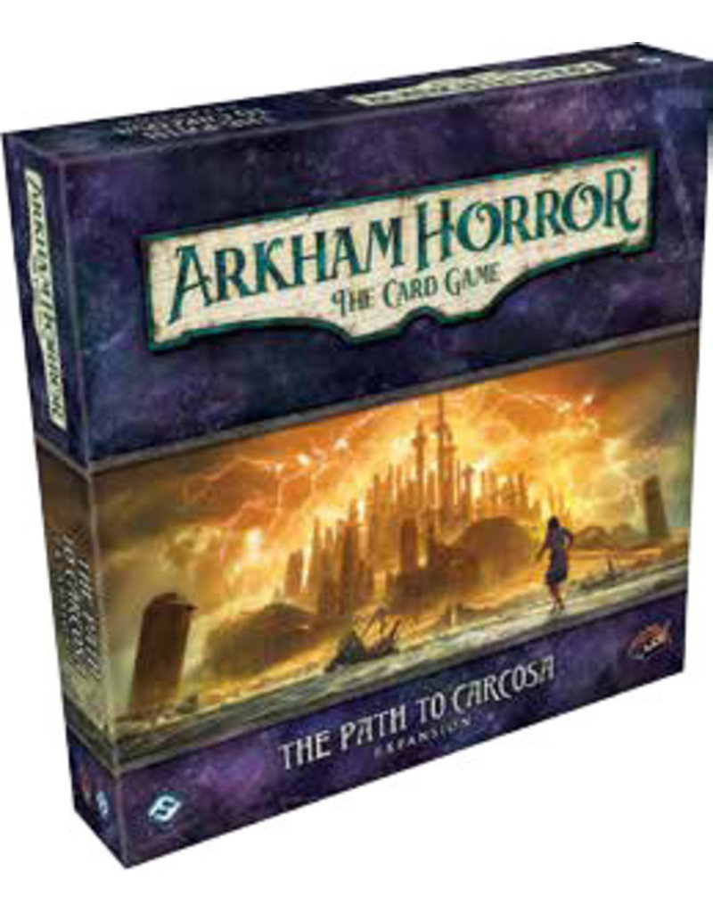 Fantasy Flight Games Arkham Horror The Card Game: The Path to Carcosa