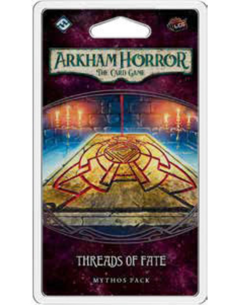 Fantasy Flight Games AH LCG: Threads of Fate Mythos Pack