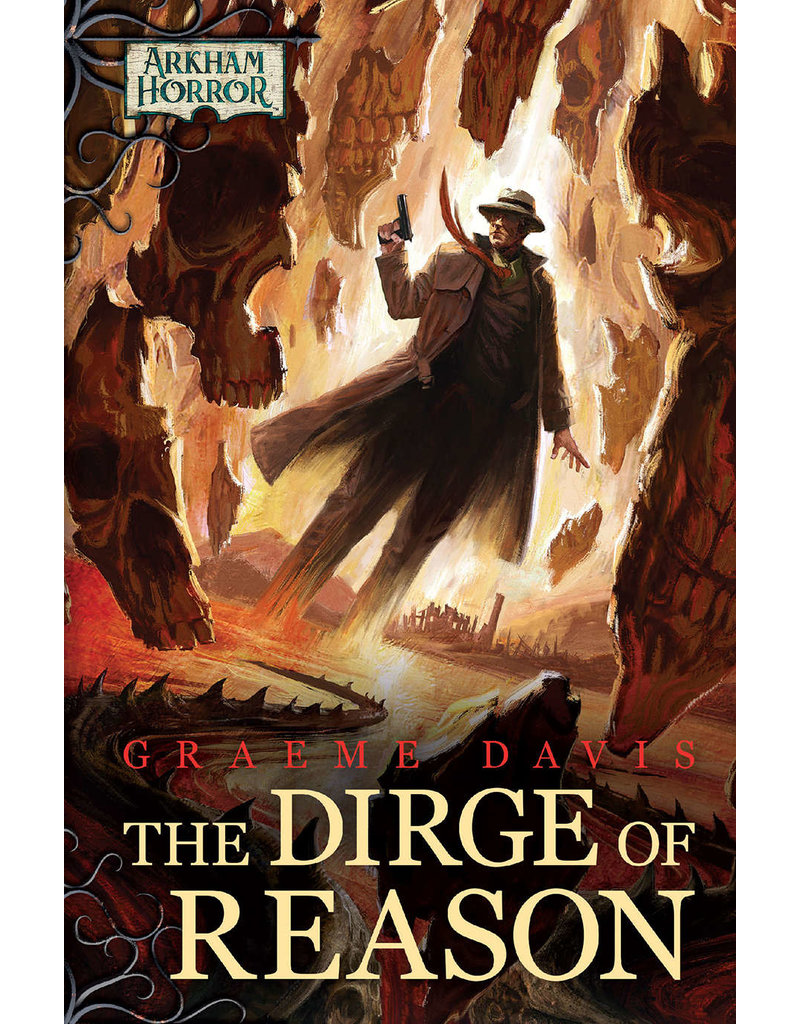 Fantasy Flight Games Arkham Horror: The Dirge of Reason Hardcover