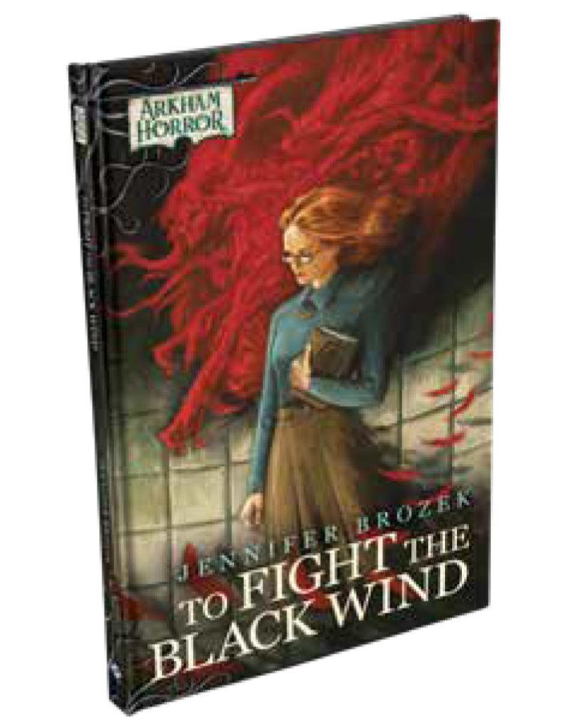 Fantasy Flight Games Arkham Horror: To Fight the Black Wind Hardcover