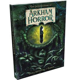 Fantasy Flight Games The Investigations of Arkham Horror