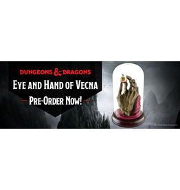 WIZKIDS/NECA D&D IotR Eye and Hand of Vecna