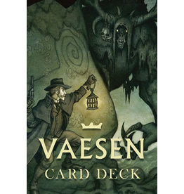 Free League Publishing Vaesen Nordic Horror RPG Card Deck